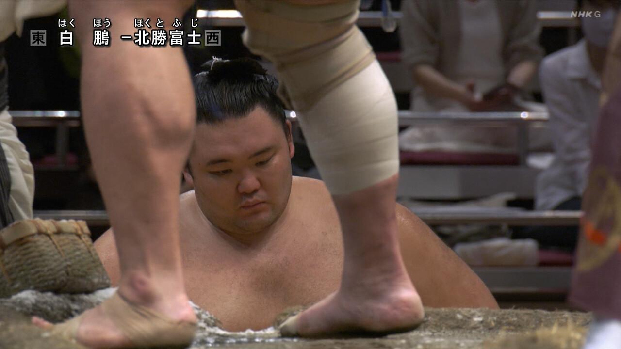 相撲 山 の 朝 今日 の 結果 の