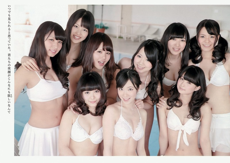 SKE48 Weekly Playboy April 2013 wallpaper HD