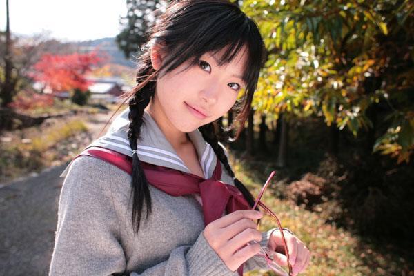 清楚なのとか小悪魔なのとか、反則な感じの制服な女の子:放課後学園画像天国『JKヘブン』 様