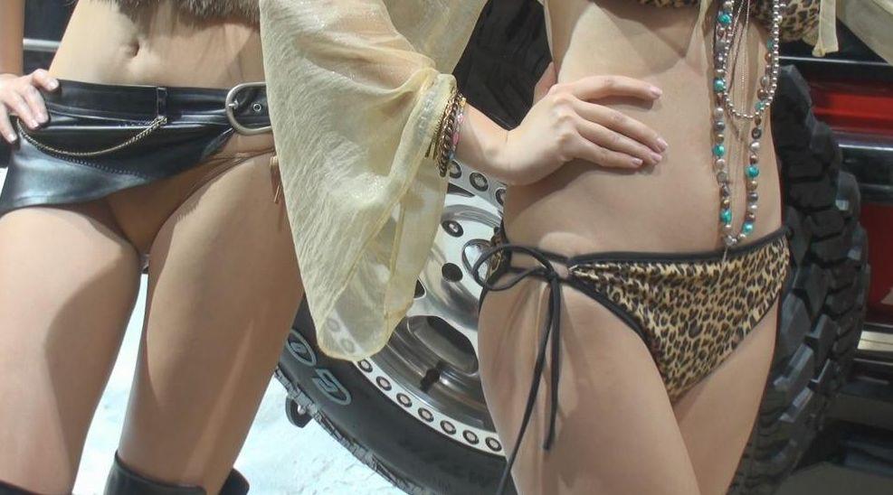 ヌケるレースクーンの足とパンチラ:エロ女子画像まとめ 『スグヌク』様