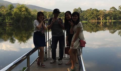 チェンマイ大学 アンケーオ貯水池06
