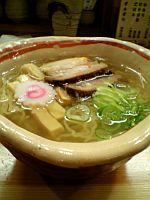 玉響の竹燻製麺おいしいよ。