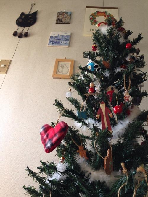 なんだか幸せ、クリスマス。