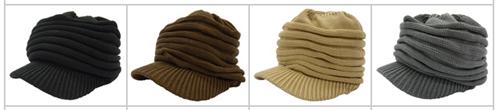 New York Hat ツバ付きニットキャップ通販