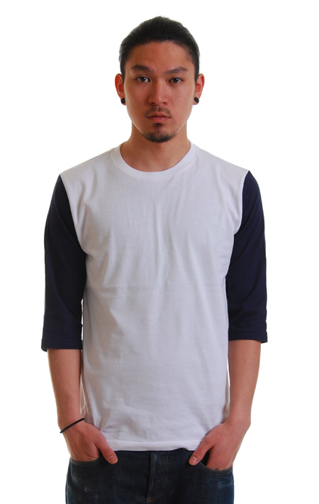United Athle7分袖メンズTシャツ通販