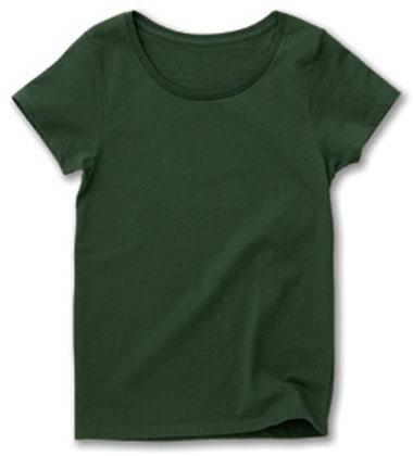 DALUC レディース オーバルTシャツ(DL023)