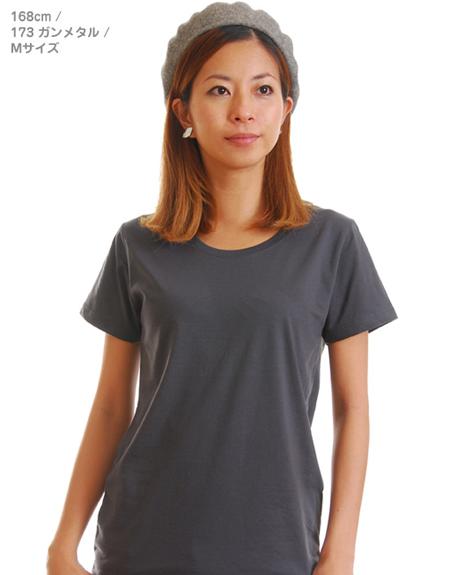 レディース無地Tシャツ通販激安&オリジナルTシャツ作成