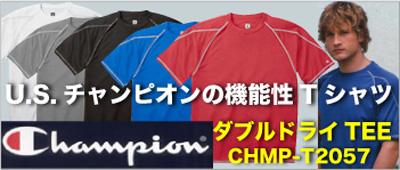 CHAMPION ダブルドライTシャツ激安通販