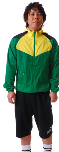 United Athle ナイロンスウィッチングジャケット激安通販