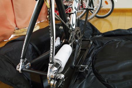 自転車の 自転車 輪行箱 : プラス 輪 行 バック を ...