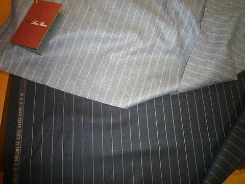 秋冬のハイエンドスーツをあなたに  Loro Piana WISH super170`s