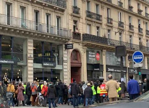 パリで気づいたこと(2019/1/13)