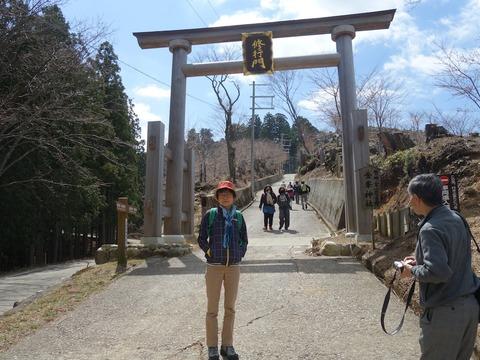 吉野観桜歩き(4/14)