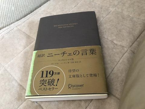 枕元にはニーチェをおいて(2018/5/21)