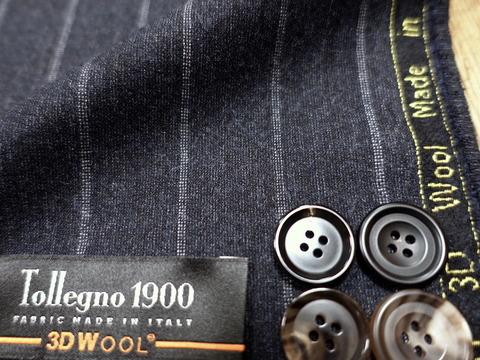 トレーニョ社スーツ素材が入荷しました。(2019/10/20)