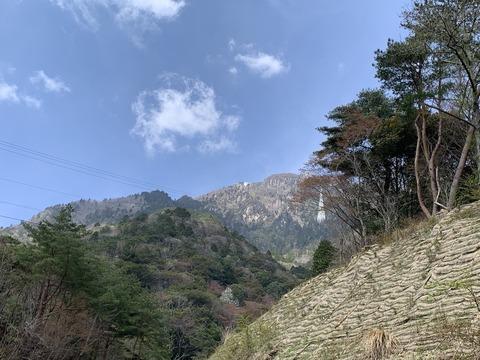 春の日、山に登る。(2019/4/18)