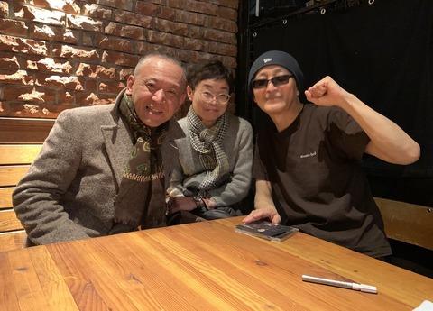 上田正樹16ビートに生きる男のライブを見る(2019/12/29)
