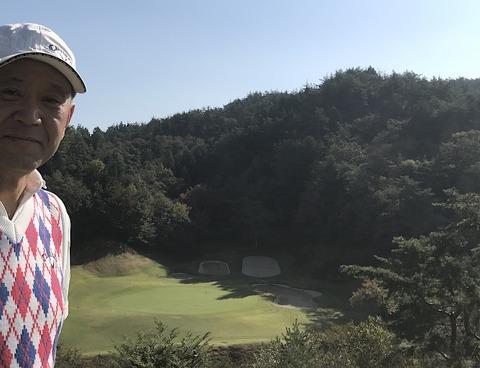 ゴルフ・サウダージ(2018/10/11)