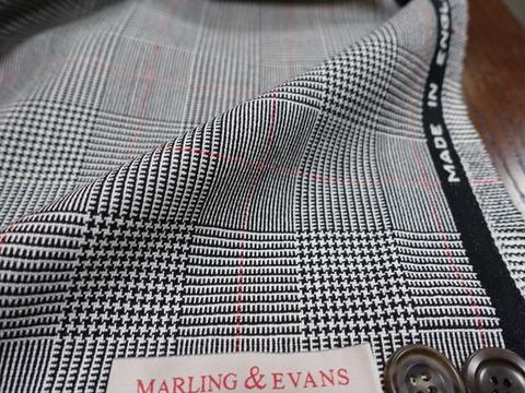 服の味わいは素材で8割決まる。マーリン&エヴァンス。(2019/2/18)