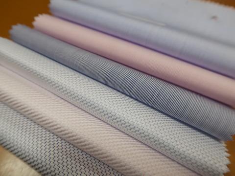 新しいシャツ素材入荷(2020/3/2)
