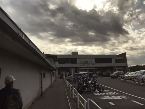 道路でもジェントルマン(2017/11/23)
