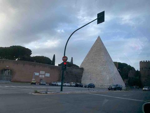 ローマに来たなら川を越えて(2019/6/12)
