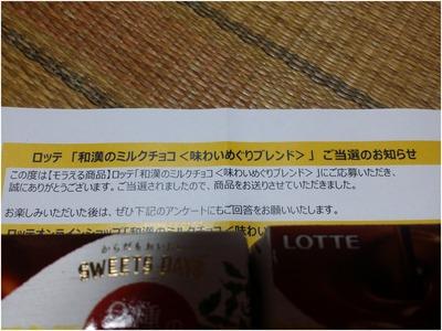 和漢のミルクチョコ (5)