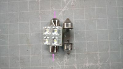 LEDルームランプ (8)