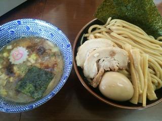 つけ麺(ノーマルだけど麺多い)