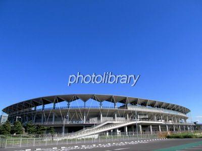 フォトライブラリー サッカースタジアム