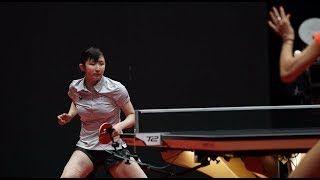 【動画】【卓球】美女対決!感動!感情移入!早田ひなVSベルナデッテスッチ