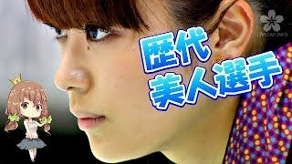 【動画】【一世風靡】美人日本人アスリート10選 歴代編