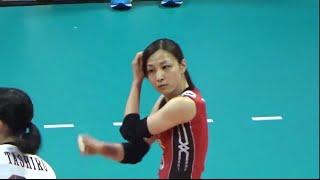 【動画】【全日本女子バレー】リベロ 佐藤あり紗選手 アメリカ戦のレシーブ全部まとめて見せます