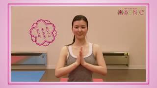 【動画】千歳烏山 ホットヨガスタジオ SONIE ある日のレッスン