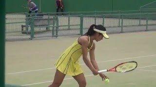 【動画】2010年インターハイ女王・布目千尋選手の美しいサーブ