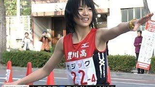 【動画】陸上女子の素敵な脇