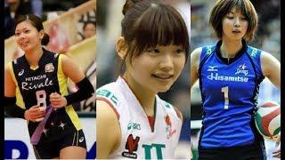 【動画】日本代表 女子バレー 可愛い選手7選