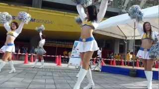 【動画】ベガルタチアリーダーズ 2012いずみ絆いち