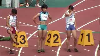 【動画】【女子陸上】何コース推し?3コースか?