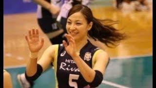 【動画】2017 女子バレー火の鳥JAPAN 可愛い選手ベスト10