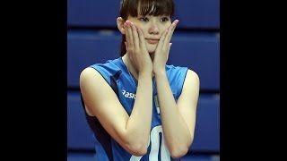 【動画】【12頭身/美脚】カザフスタンの女子バレー選手(17歳)が美しすぎる!