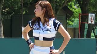 【動画】SEIBU チア リーダー☆ ブルーレジェンズ