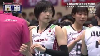 【動画】女子バレー宮下遥のち○びが透けすぎだと話題の(TVキャプチャ)