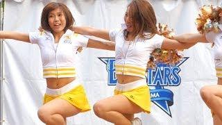 【動画】圧倒的すぎるミニスカチアダンス♥︎福岡ソフトバンクホークス公式チアチーム ハニーズ