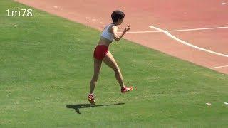 【動画】石岡柚季 1m78 優勝 日本インカレ陸上2018 女子走高跳