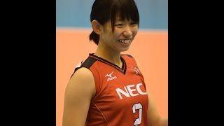 【動画】女子バレー 古賀紗理那(全日本/NECレッドロケッツ)かわいいお尻