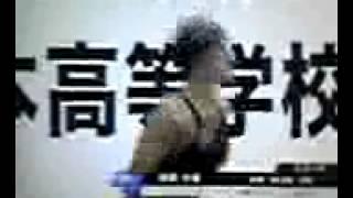 【動画】競泳水着 巨乳
