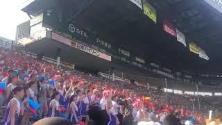 【動画】甲子園 慶應女子のかわいいチアガール 高校野球
