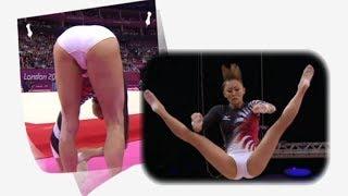 【動画】田中理恵(ロンドンオリンピック体操女子団体)