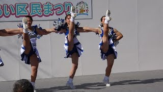 【動画】美少女JK チアダンス チアリーディング SEXY